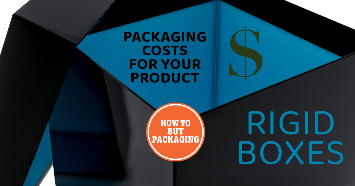 Packaging Costs for Rigid Boxes