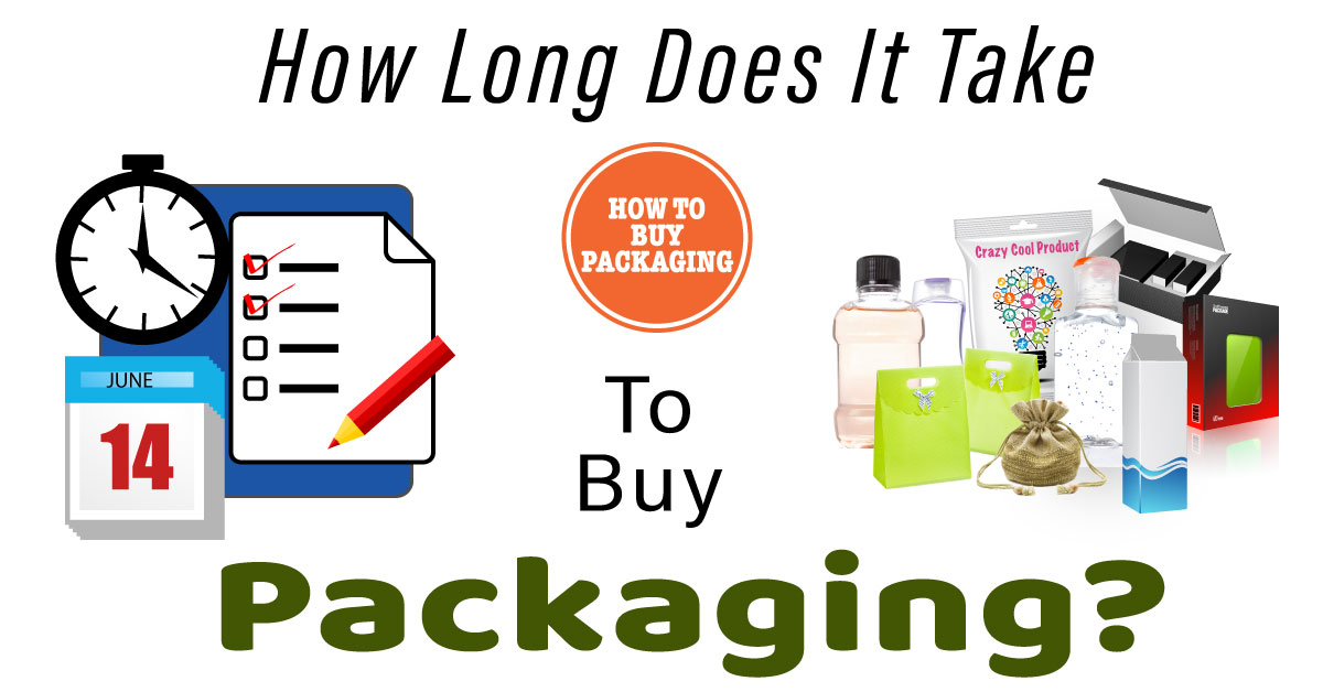 How Long Does it Take to Buy Packaging