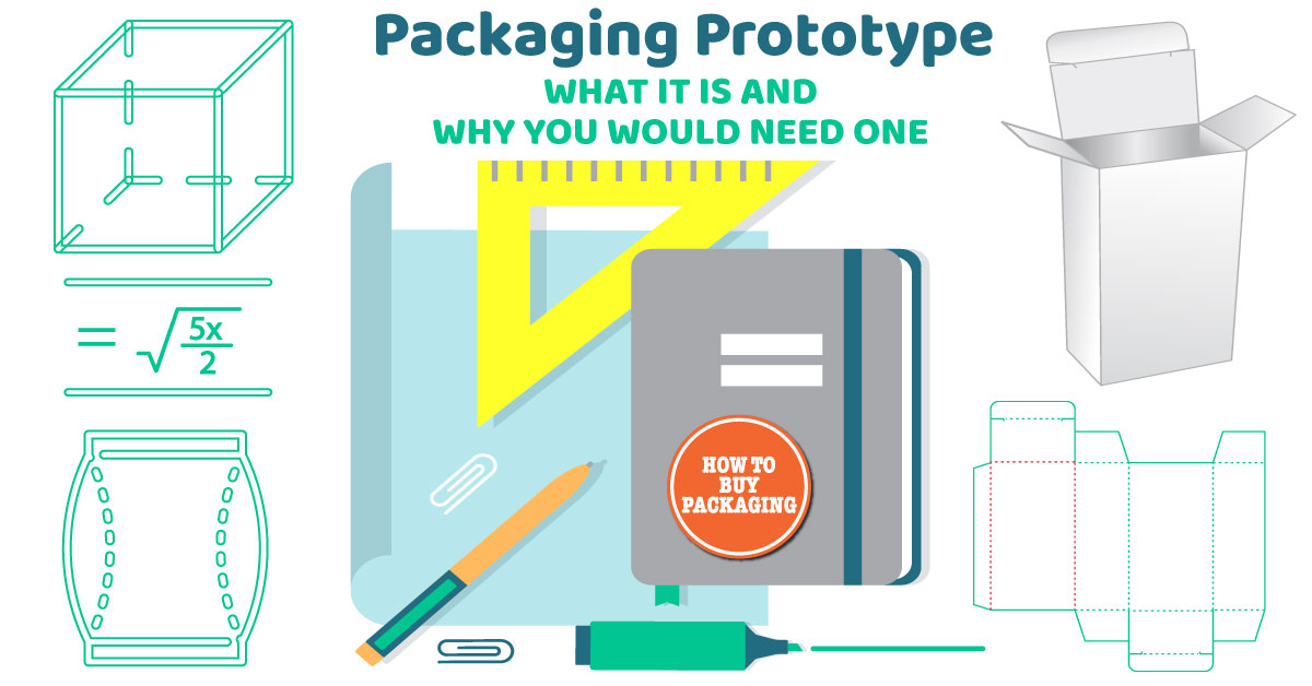 Packaging Prototype – What it is and Why You Would Need One